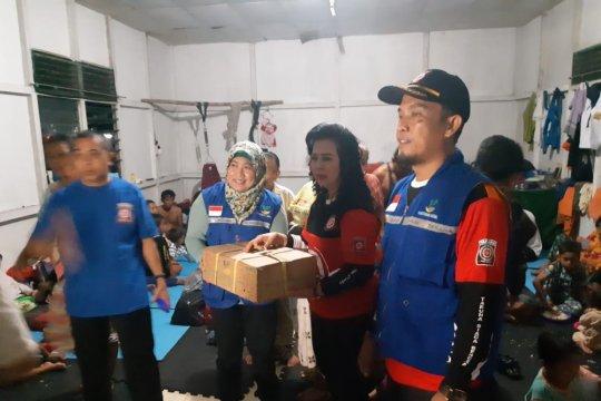 Pemprov Kalbar beri bantuan untuk korban banjir