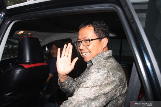 Joko Driyono diperiksa Polda Metro Jaya