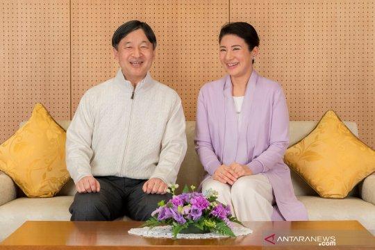 Putra Mahkota Jepang Naruhito dan Putri Masako