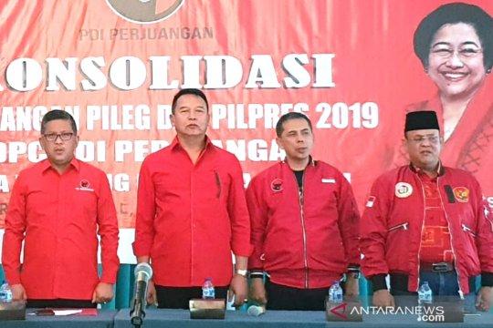 Hasto: Elektabilitas Jokowi-Ma