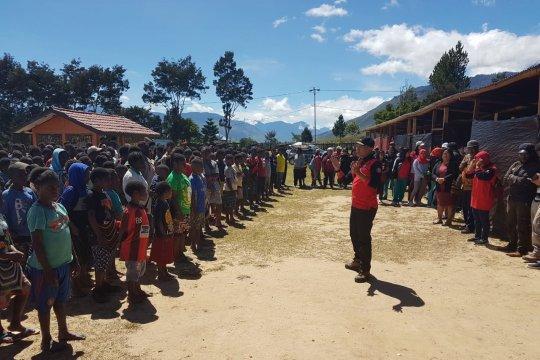 Tim Kemensos jangkau pengungsi konflik Nduga