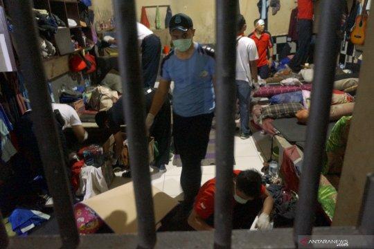Razia narkoba di Lapas Tulungagung
