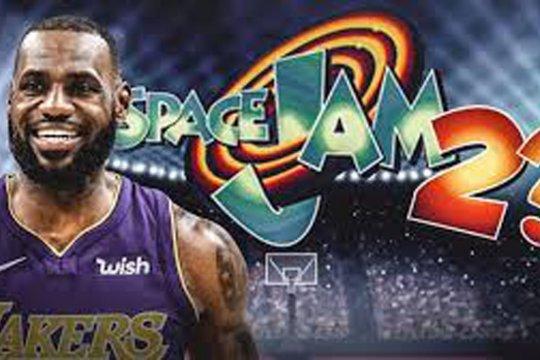 """LeBron James pamer akting di trailer terbaru """"Space Jam: A New Legacy"""""""