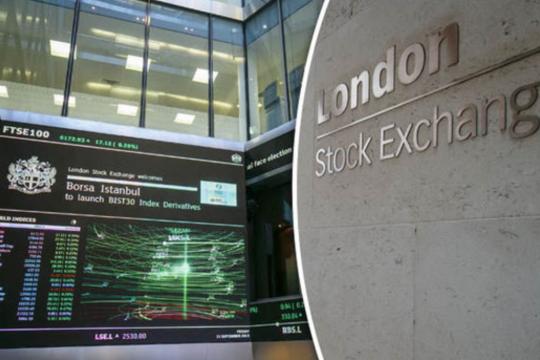 Bursa saham Inggris ditutup lebih tinggi naik 0,15 persen