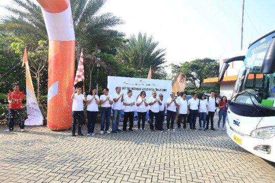 Ekspedisi jajal Tol Trans Jawa digelar Astra Infra