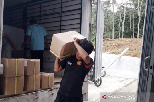 KPU Solok Selatan tebar racun tikus di gudang kotak suara