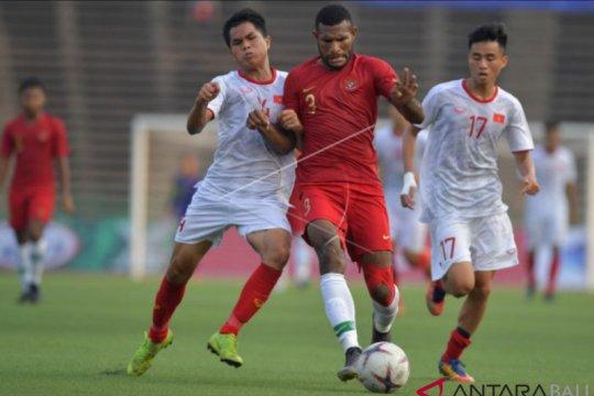 Marinus ingin kembali ke timnas Indonesia