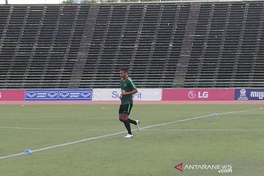 Lampaui perkiraan, Andy Setyo sudah ikut latihan