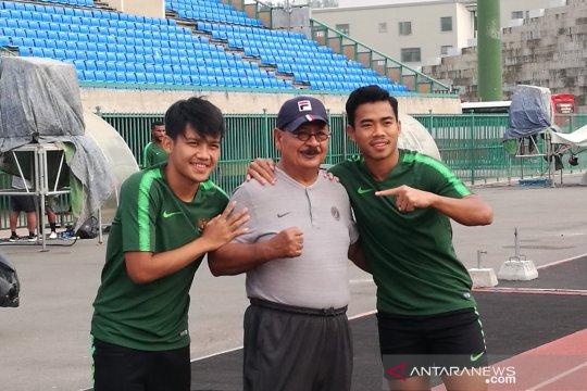 """Dokter Timnas U-22 dapat julukan """"polda"""" dari Todd Ferre"""