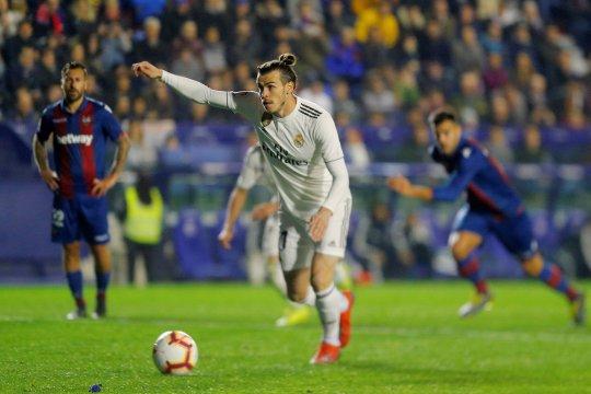 Solari: Bale bermain dengan penuh amarah