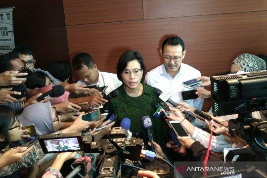 Sri Mulyani bilang tiga kartu sosial Jokowi tidak membebani anggaran