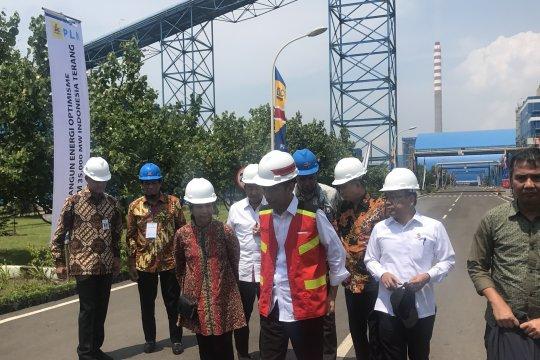 Presiden Jokowi resmikan pengoperasian PLTU Cilacap 660 MW