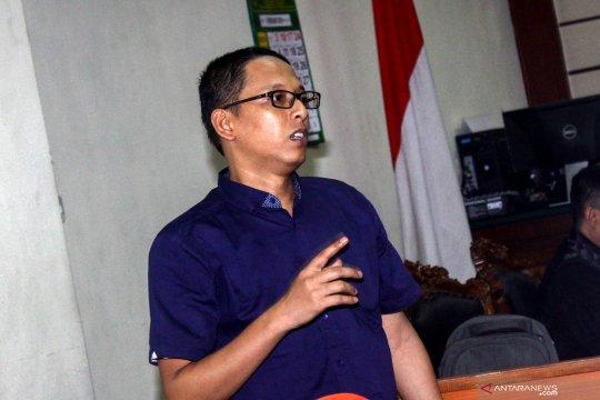 Penyuap Wali Kota Pasuruan divonis dua tahun penjara