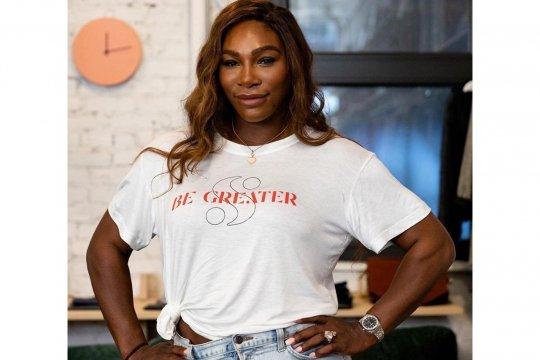 Serena Williams pakai gaun putri duyung di Oscar 2019