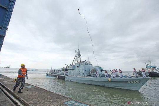 Trilateral Maritime Patrol Indomalphi