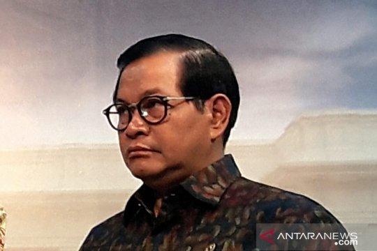 Pramono sampaikan Presiden Jokowi minta tingkatkan pengamanan pejabat