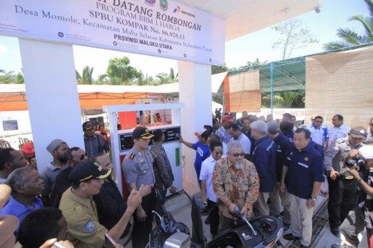 Mercy Barends : BBM satu harga potong rantai tengkulak di Maluku