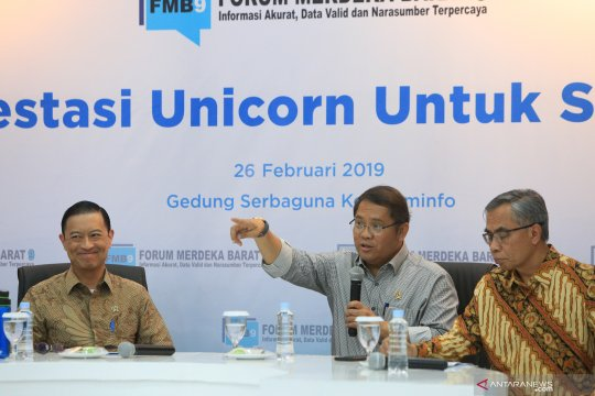 Potret start-up Indonesia