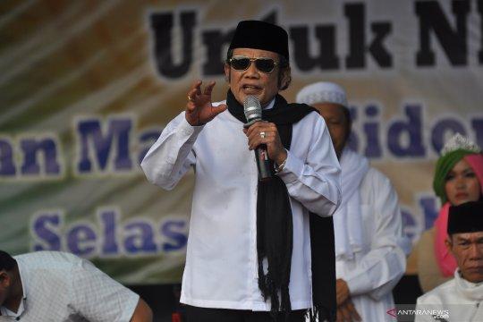 Rhoma Irama minta umat Islam jangan golput