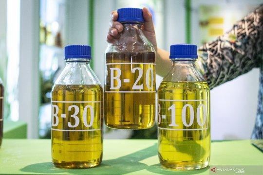 Pemerintah tetapkan harga biodiesel April Rp7.387 per liter
