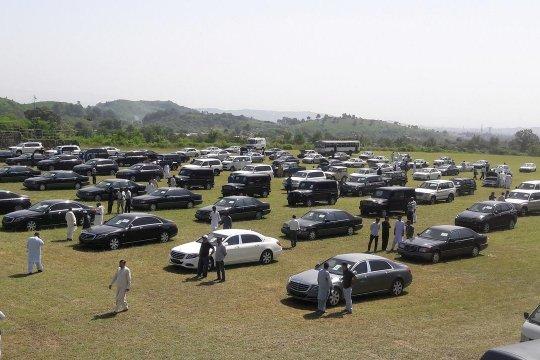 Penjualan kendaraan impor di Korea Selatan turun
