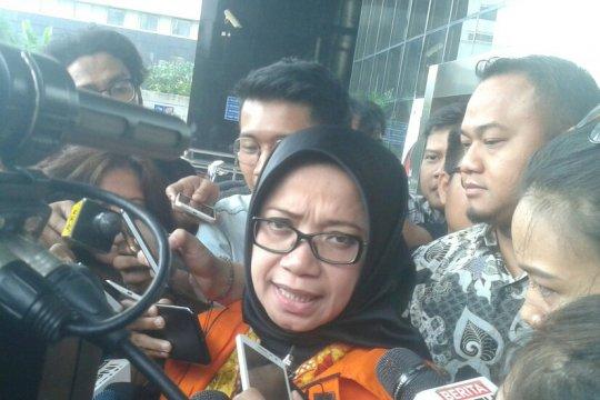 KPK dalami aliran dana ke Eni Saragih terkait pengurusan kontrak PKP2B