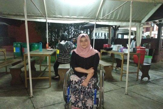 Yuna semangat meraih cita meski di kursi roda