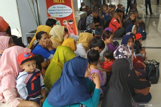Pemilu 2019 pelintasan orang di perbatasan negara tetap buka