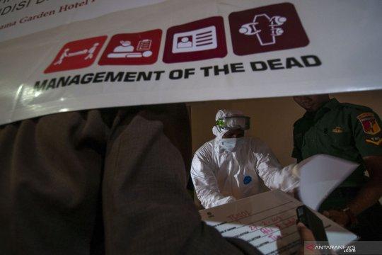 Manajemen penanganan jenazah korban bencana
