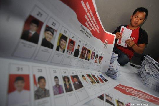 KPU Kudus temukan surat suara DPRD untuk Kabupaten Rembang