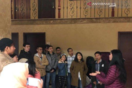 Imigrasi KBRI Beijing menjangkau China tengah