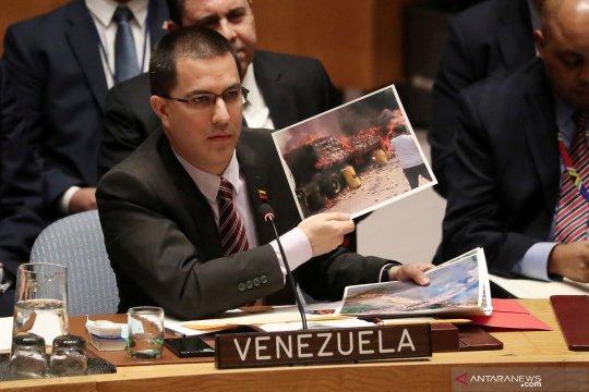AS pertimbangkan sanksi baru untuk Venezuela