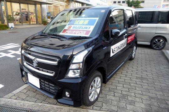 Suzuki Wagon R listrik bakal dilengkapi sistem pengisian daya cepat