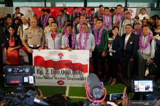 PSSI: Secercah harapan di balik kemenangan timnas U-22