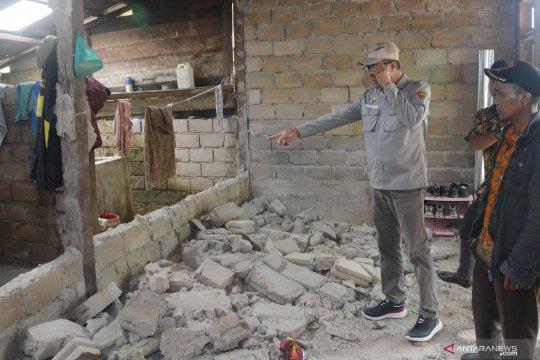 4.127 jiwa di Solok Selatan-Sumbar terdampak gempa, data BPBD