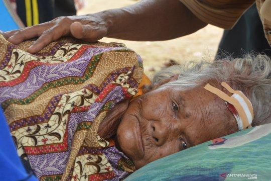Korban gempa Solok Selatan yang sakit terus bertambah