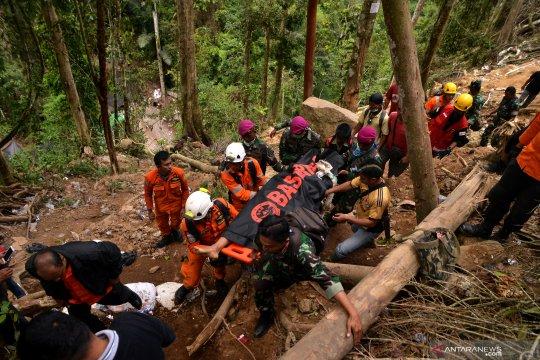 Ini pertimbangan mengapa evakuasi korban longsor penambangan Bolaang Mongondow dihentikan