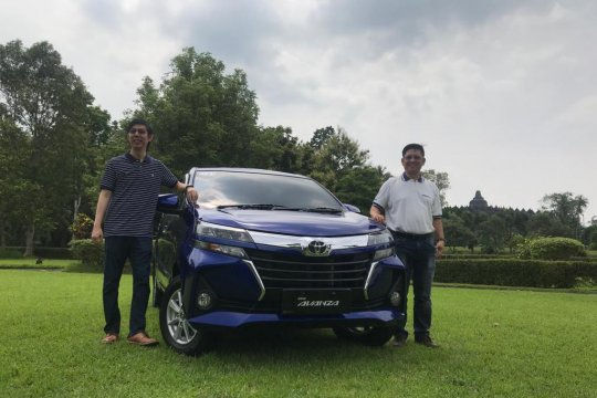 Baru 1,5 bulan, pesanan New Toyota Avanza dekati 15.000 unit