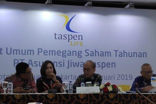 Taspen Life catatkan pendapatan premi Rp1,17 triliun triwulan III-2019