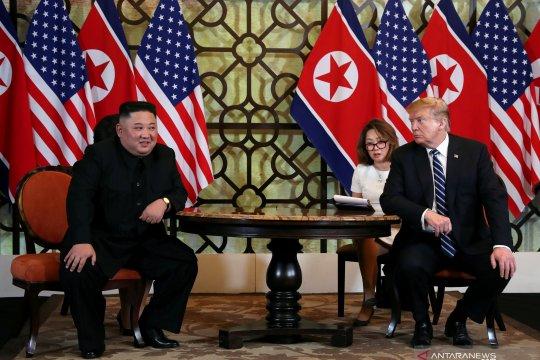 Trump: Korut tak punya masa depan ekonomi jika punya senjata nuklir