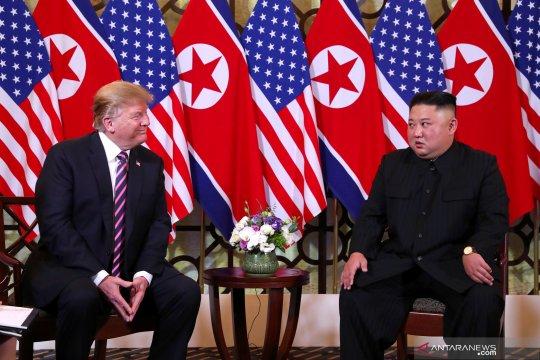 Trump katakan dia akan kecewa jika Korut mulai lagi pengujian