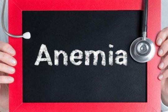Seberapa umum kejadian anemia defisiensi besi di Indonesia?