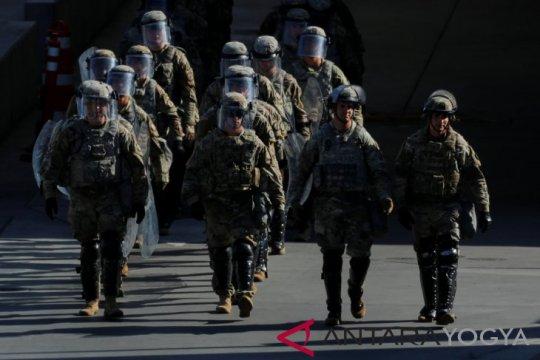 Pentagon akan kirim lagi tentara ke perbatasan dengan Meksiko