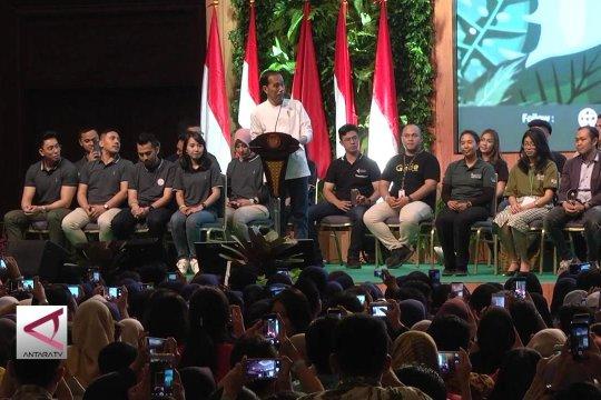Presiden apresiasi perbaikan indeks persepsi korupsi Indonesia