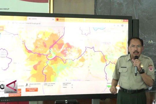 Waspada bencana alam dengan teknologi informasi