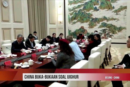 China buka bukaan soal Uighur
