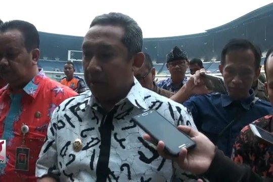Pemkot selidiki kerusakan di Gelora Bandung Lautan Api
