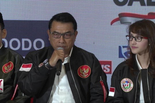 TKN: Jokowi kuasai persoalan dan solutif