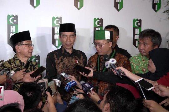 Jokowi sebut Akbar Tanjung tokoh berpengaruh besar