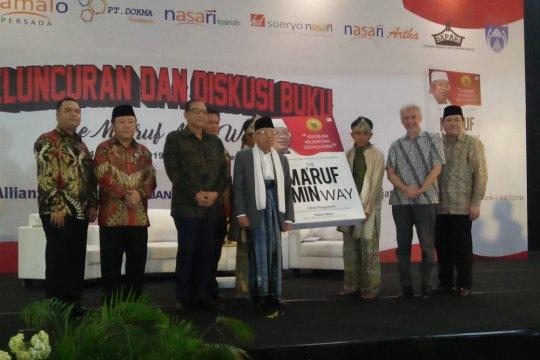 Ma'ruf Amin: Konsep ekonomi rakyat untuk atasi kesenjangan